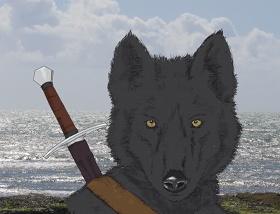 Wolf von Tanár (© by Carola Kreutz, 2009)